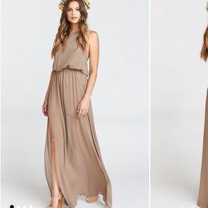 Show me your Mumu Maxi dress - brand new!